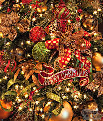 good red green and gold christmas trees part 14 merry christmas