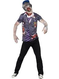 Zombie Halloween Costumes Boys 33 Zombie Costumes Party Ideas Images