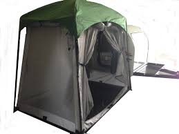 Privacy Pop Bed Tent 5x7 Mini Side Mount Screen Room Tent U2013 Teardropshop Com