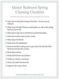 home design checklist how to clean the master bedroom clean and scentsible for bedroom