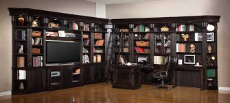 parker house venezia library bookcase wall unit c ph ven set h