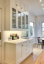 kitchen bar cabinet ideas white bar cabinet small white bar is fitted with a stainless