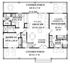 Lakeside Floor Plan Lakeside 2 7731 4 Bedrooms And 3 5 Baths The House Designers