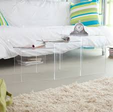 Square Acrylic Coffee Table Acrylic Coffee Table Square Home Design Ideas