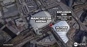 map of manchester arena afputra com