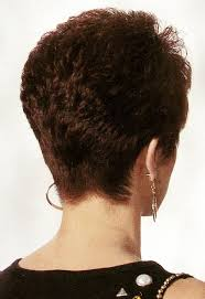 cropped hairstyles with wisps in the nape of the neck for women women s clipper cut neckline haircuts hairxstatic short