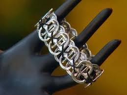 recycled pop top bracelet diy