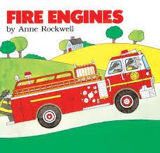 fire engines turtleback u0026 library binding edition anne