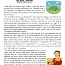 sixth grade reading comprehension worksheet hangul sixth grade