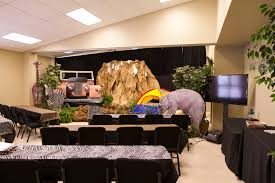 interior design creative vbs camping theme decorating ideas