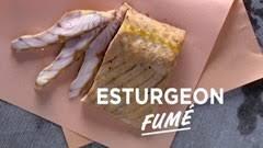 comment cuisiner l esturgeon recettes curieux bégin télé québec