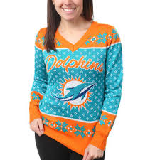 ugliest sweater miami dolphins sweaters light up sweaters
