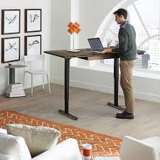 working desk lift standing desks bdi