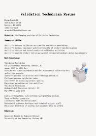 Hvac Technician Resume Examples Audio Visual Technician Resume Objective Virtren Com