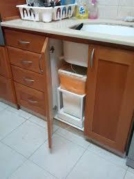 Kitchen Cabinet Trash by Ikea Kitchen Garbage Cabinet Kitchen Cabinets