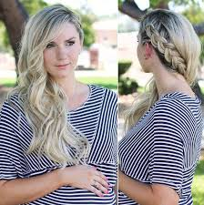 front view of side swept hairstyles best 25 braids and curls ideas on pinterest hair for prom prom