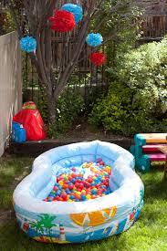 backyard 1st birthday party ideas backyard fence ideas
