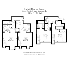 loft style open plan cheval phoenix house