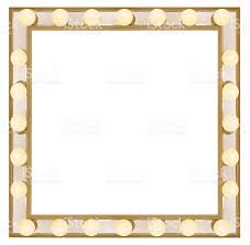 clip on vanity lights square vanity mirror stock photo more pictures of box office istock