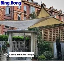 Triangle Awnings Canopies Triangle Canopy Sail Promotion Shop For Promotional Triangle