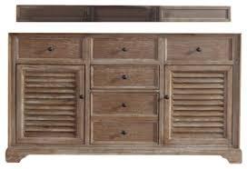 Double Vanity Cabinet Savannah 60