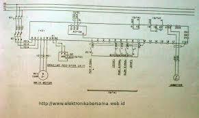 contoh wiring diagram inverter motor 15kw elektronika bersama