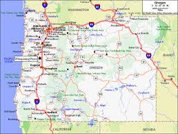 map of oregon i 5 oregon s i 5 becomes ev charging mecca earthtechling