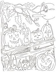 Halloween Kids Coloring Pages by Coloring Pages Kids Artzy Creations With Halloween Pumpkin