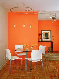 light orange paint color orange contemporary dining orange with