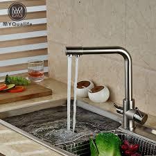 Kitchen Sink Drink Brand New Kitchen Sink Faucet Water Filter Drink Mixer Tap