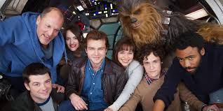solo a star wars story u0027 cast photo news trailer and release date