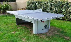 cornilleau indoor table tennis table cornilleau 510 proline outdoor static table tennis table blue