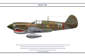p 40e flying tigers by ws clave on deviantart