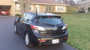 2014 Mazda 3 Antenna Location Cw K9oz Amateur Radio Blog
