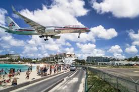 hurricane irma destroys princess juliana airport on st martin