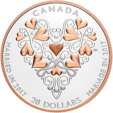 wedding best wishes 2017 canadian silver best wishes on your wedding day coin jm