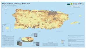 Puerto Rico On A Map by Usda Forest Service Fsgeodata Clearinghouse Puerto Rico Gap