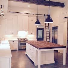 kitchen island with extension chopping table for the the farmhouse is done the new owners get the keys today daniel