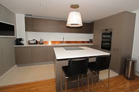 Kitchen Island With Seating Area Island Kitchen With Seating Area Modern Kitchen London By