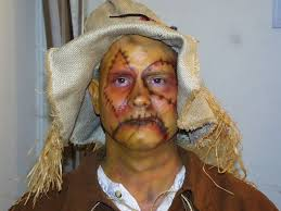 Scary Scarecrow Costume How To Do Scary Scarecrow Makeup Mugeek Vidalondon