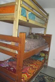 Our Kids Free Upcycled Quadruple Bunk Bed Penniless Parenting - Quadruple bunk beds