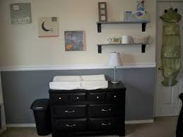 chair railing in nursery you can do one wall an entire room or an