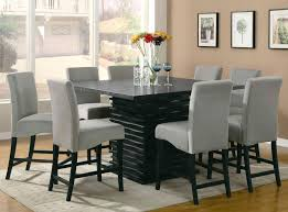 round dining room tables for 8 cool round dining table for 8 people foter room of seat square