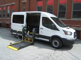 van ford ford transit wheelchair vans national van attleboro ma