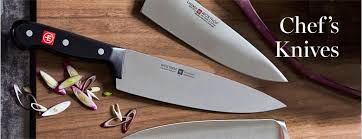 best brand of kitchen knives chef knives williams sonoma