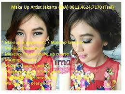 Jasa Make Up Artist apakah anda mencari info make up artist jakarta timur make up artist