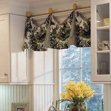 Kitchen Curtains Ikea Breathtaking Country Kitchen Valances Spice Colored