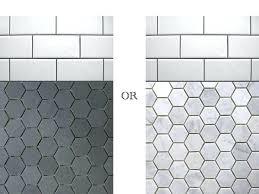 light grey hexagon tile hexagonal floor tilesgrey hex tile light grey hexagon thematador us