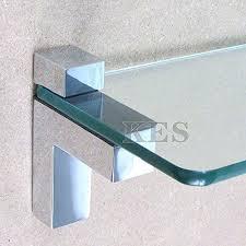 wall brackets for glass shelves av express home decor glass