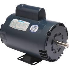 leeson high pressure washer electric motor u2014 5 hp 3600 rpm 230